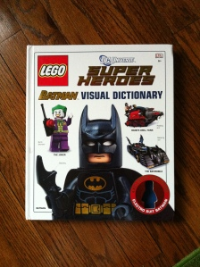 Lego Super Heroes Batman Visual Dictionary
