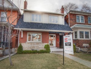 House for sale Toronto Bloor West Village